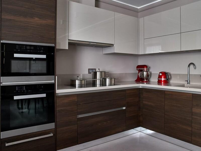 Кухня nolte kuchen two
