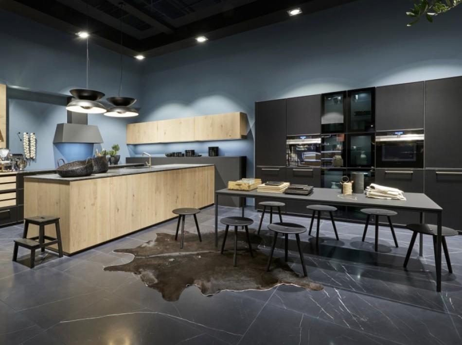 Новые технологии для Nolte Kuchen продемонстрированы на LivingKitchen 2019 в Кёльне